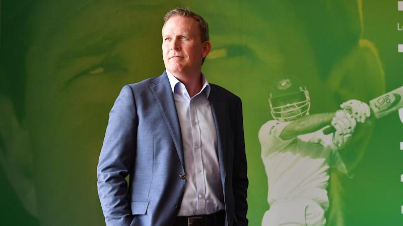 Cricket Australia boss Kevin Roberts says public health and safety must take priority over sport