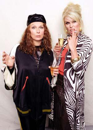 Second 'Absolutely Fabulous' Special Gets Logo Premiere Date