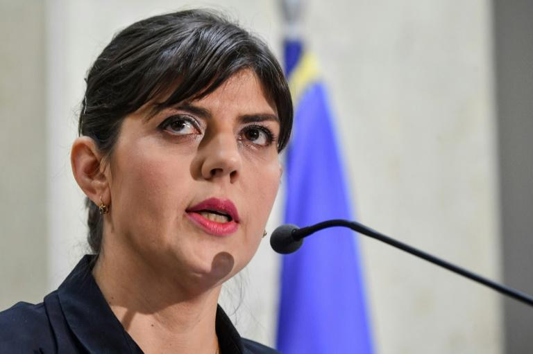 Laura Codruta Kovesi was instrumental in launching fraud probes in Romania against ministers, lawmakers and local officials