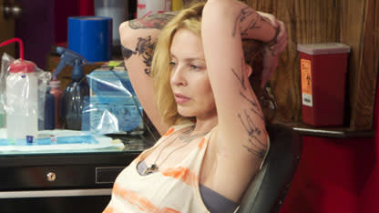 Kylie's Tatted Up Movie Role