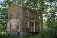 <p>New York Senator and active abolitionist William Seaward convinced Harriet Tubman to buy his property in the Finger Lakes in 1858, a place where hundreds of enslaved people moved through as part of the Underground Railroad. She moved her aging parents to this property and kept them in the care of friends while she bravely faced the dangers of rescuing enslaved people during the Civil War. She also fulfilled her dream of opening the first nursing home for Black and Indigenous peoples after purchasing property adjacent to this estate. It is currently run by the AME Zion Church and is now a museum honoring its founder, along with her charming home in which she spent her free years. </p>