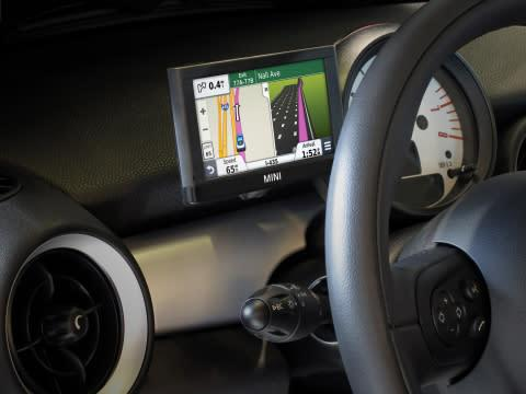 The MINI Navigation Portable XL is designed specifically for MINI models and can be dealer-installed ...