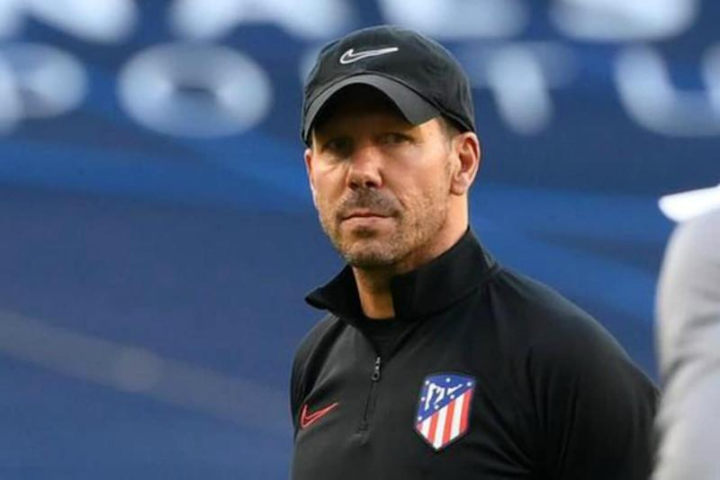 Atletico Madrid Confirm Diego Simeone Tests Positive for Coronavirus