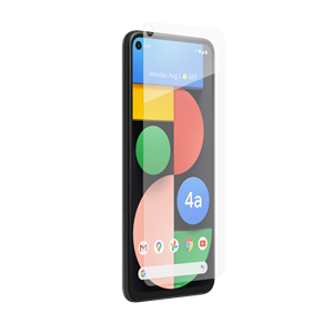 InvisibleShield Glass Elite VisionGuard+ undergoes an ion exchange tempering process to increase surface compression and make it 4X stronger than traditional glass screen protectors