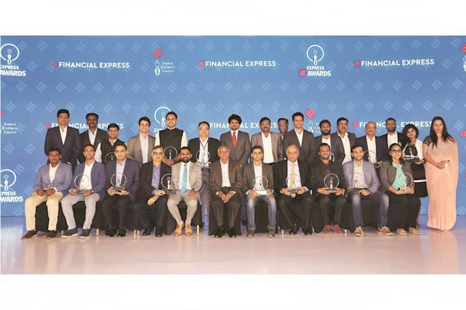 Express IT Awards,  IT Awards, AI, social impact, industry news, iSPIRT Foundation, IDFC First Bank