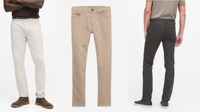 These versatile pants are highly-rated among reviewers