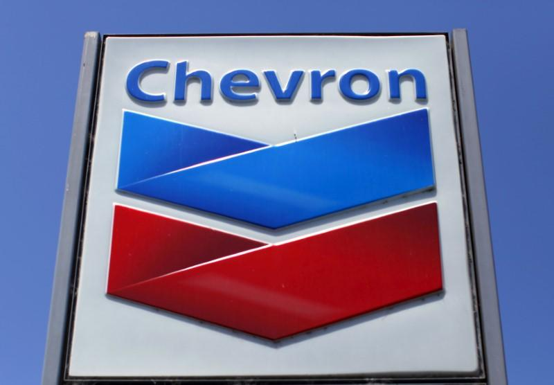 Raises Position in Chevron Co. (CVX)