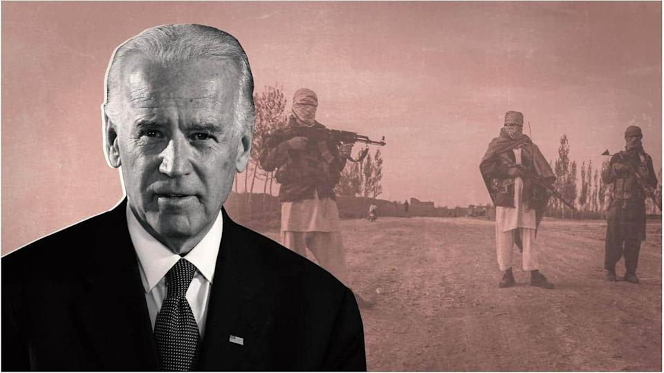 US President Biden briefed on potential IS threat in Afghanistan