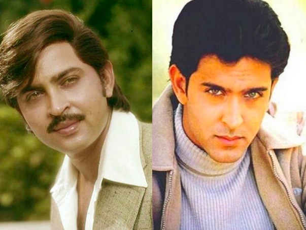 Doppelgangers: These celebrities look just like their parents!