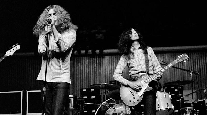 Led Zeppelin To Issue Rare Mixes Of Rock And Roll Friends