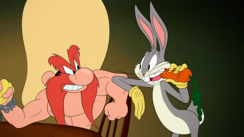 New Looney Tunes cartoons are part of the lineup at HBO Max.