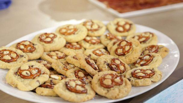 PHOTO: Jocelyn Delk Adams' salty, soft and chewy chocolate chip cookies. (ABC News)