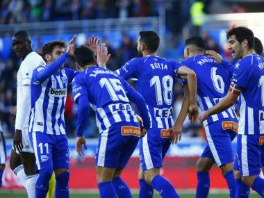 LaLiga: Alaves climb to fourth place with win over struggling Valencia; Rayo Vallecano edge past Real Valladolid