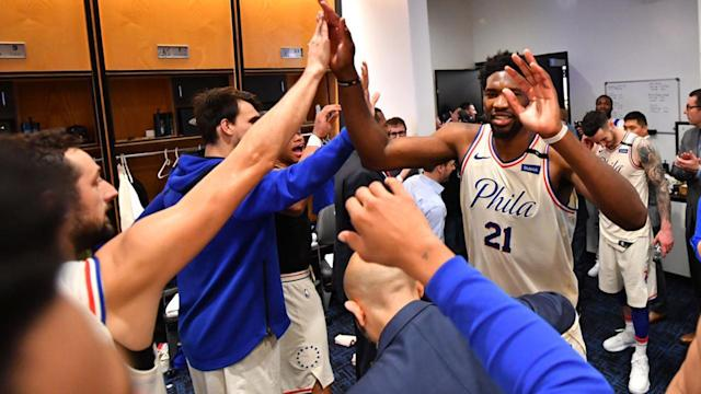 The Philadelphia 76ers are the most talented team in the Eastern Conference, and they proved it against the Miami Heat. Is there any team in the East that can stop them from reaching the NBA Finals?