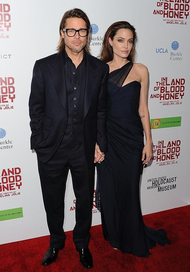 Ange regrets her decision to make the divorce public. Photo: Getty.