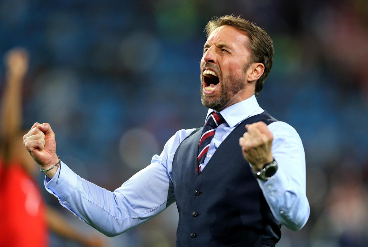 Former Hazelwick Comprehensive boy Gareth Southgate is now a national treasure – as he should be.