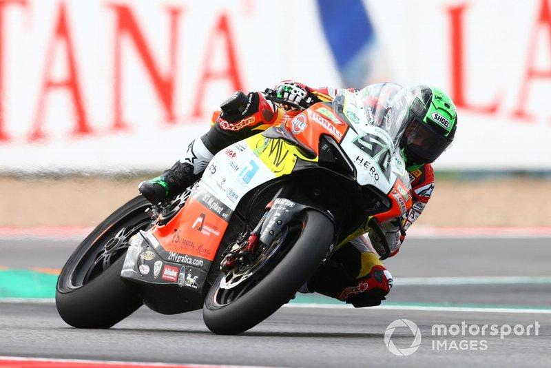 """Eugene Laverty, Team Go Eleven<span class=""""copyright"""">Gold and Goose / Motorsport Images</span>"""