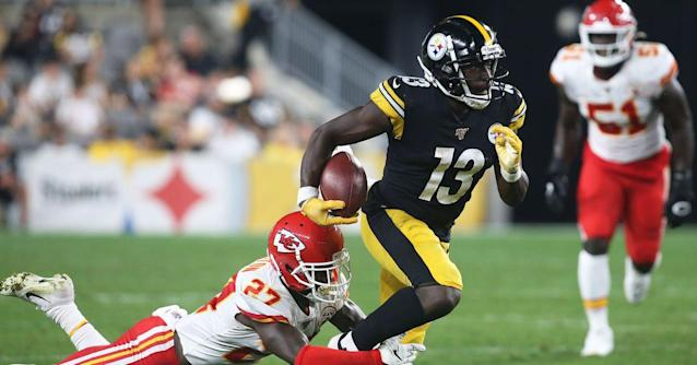 Taking a look at the laundry list of Steelers injuries heading into the bye week
