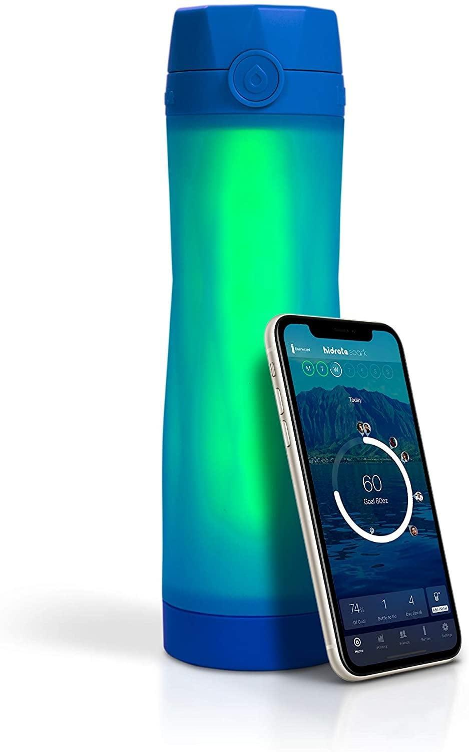 <p>This <span>Hidrate Spark 2.0 Smart Water Bottle</span> ($60) will motivate them to stay hydrated. The smart bottle connects to your phone and helps track your daily intake.</p>