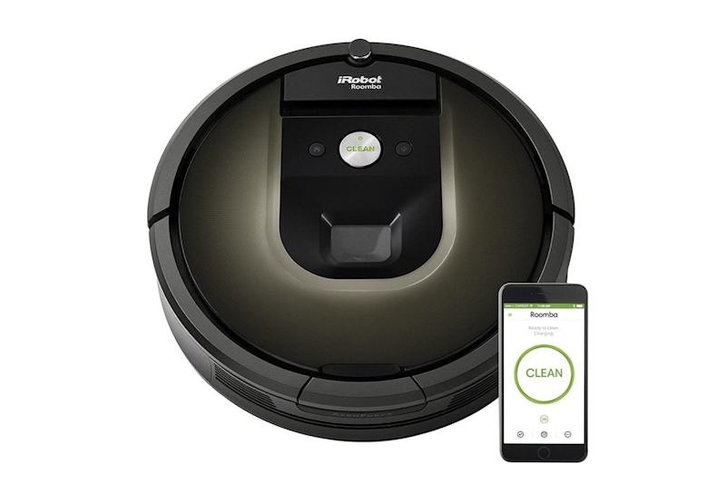 iRobot Roomba 980 Robot Vacuum with Wi-Fi Connectivity irobot roomba deals