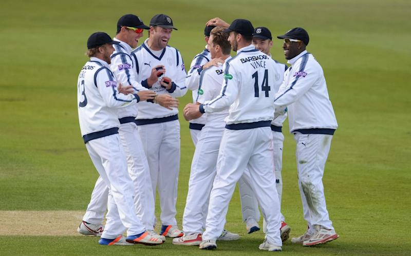 Hampshire have enjoyed a strong start to the season - Rex Features