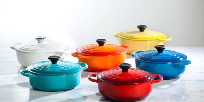 Photo credit: Courtesy of Le Creuset