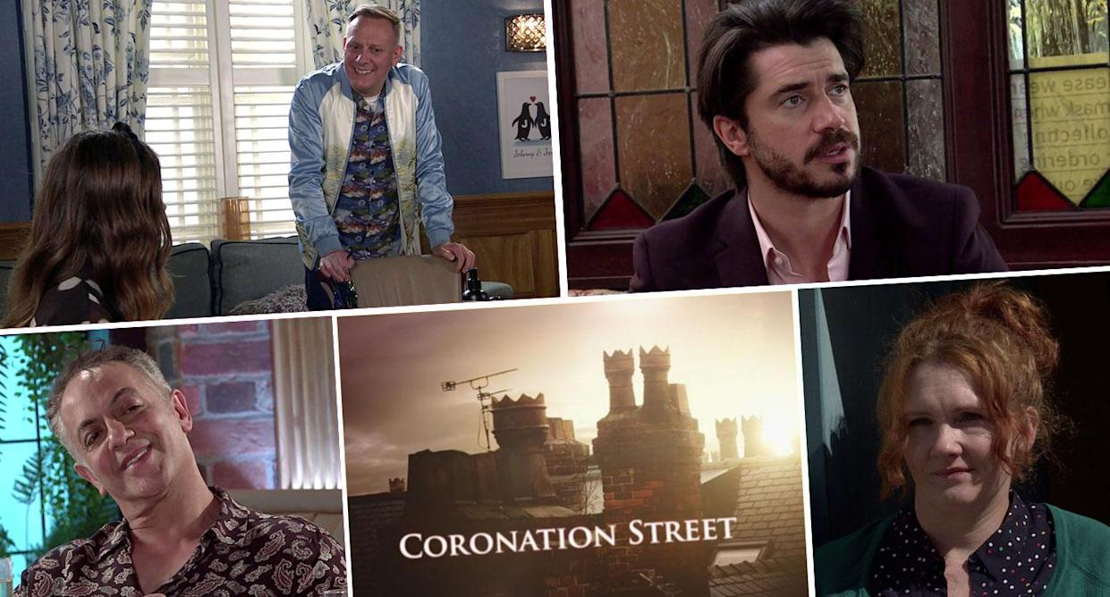What's to come on Corrie (ITV)