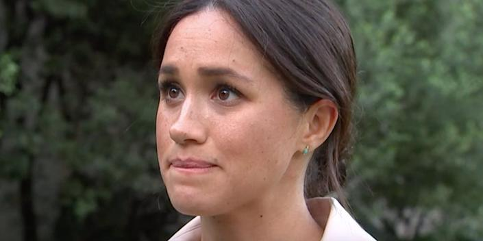 Meghan Markle ITV interview