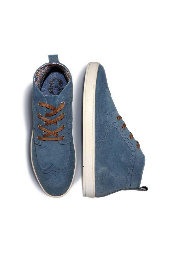 """<p><strong>We Are 5028</strong></p><p>weare5028.com</p><p><strong>$145.00</strong></p><p><a href=""""https://weare5028.com/collections/mens-shoes/products/mens-suede-chukka-sneakers"""" rel=""""nofollow noopener"""" target=""""_blank"""" data-ylk=""""slk:SHOP NOW"""" class=""""link rapid-noclick-resp"""">SHOP NOW</a></p><p>Step it up in more ways than one when you purchase a pair of handcrafted shoes from 5028: $5 from every purchase is donated to a range of mental health organizations. <br></p>"""
