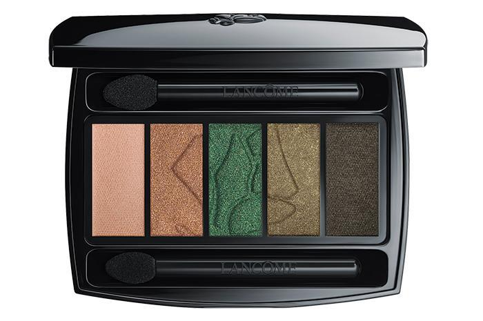 Lancome Hypnose five color eyeshadow palette