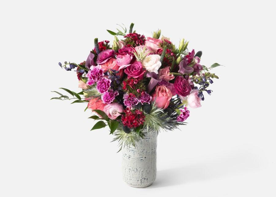 <p>Go big with this fun <span>Urbanstems The Couplet</span> ($155).</p>