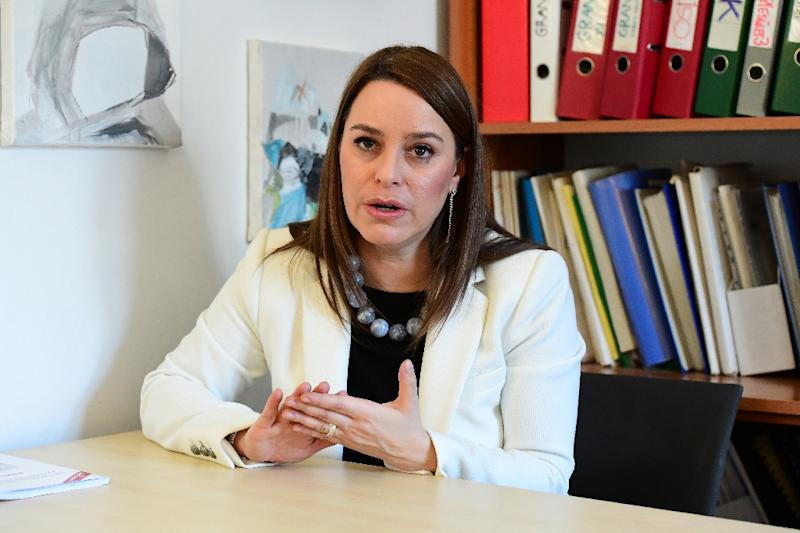 """Hungarian Helsinki Committee co-head Marta Pardavi told AFP she does not expect the challenge to the law requiring NGOs in Hungary that receive funding from abroad to label themselves as a """"foreign-supported organisation"""" will succeed"""