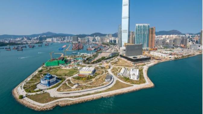 West Kowloon Cultural District . foto: Hong Kong Tourism Board