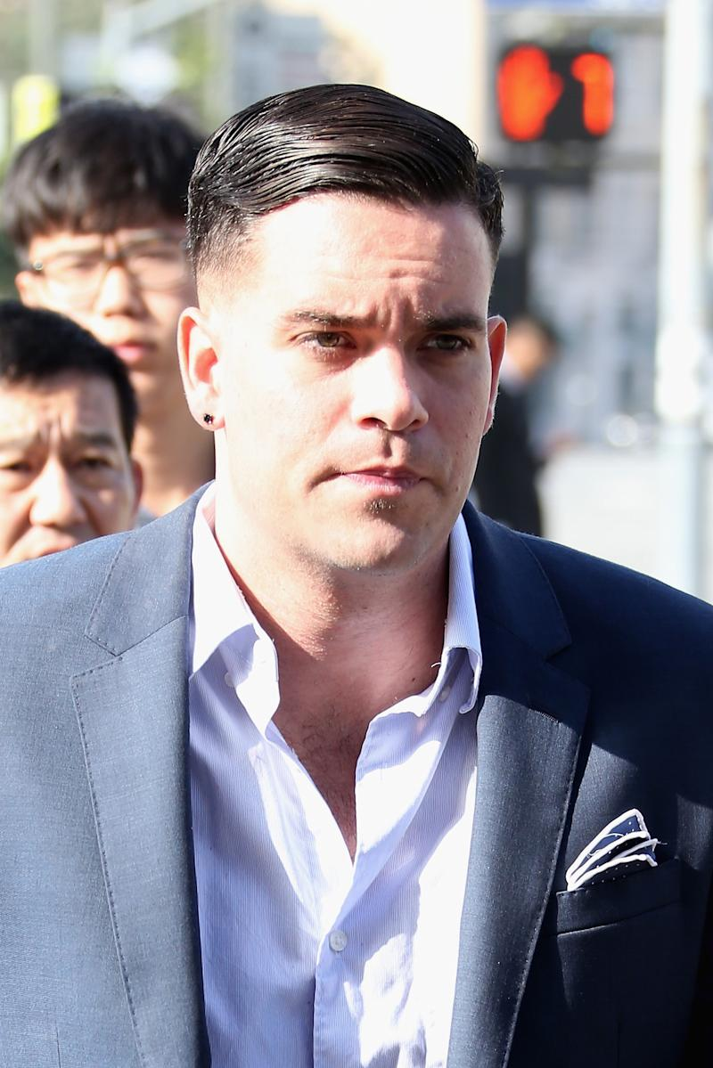Mark Salling (Photo by Frederick M. Brown/Getty Images)