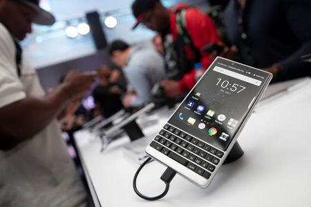There's a brand new BlackBerry on the way