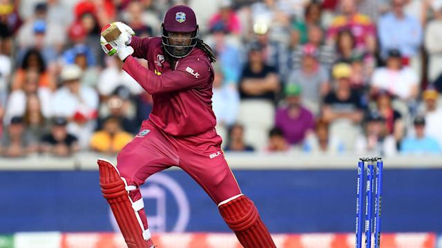 West Indies and Afghanistan will get the chance to exit the Cricket World Cup on a high note at Headingley, as Chris Gayle chases history.