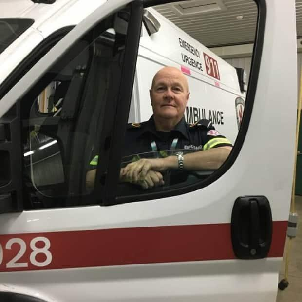 David Trafford is Ivan's nephew and works as a paramedic in Florenceville-Bristol. Although he never met him, he says Ivan inspired him to pursue a military career, serving 13 years in the Canadian Forces.