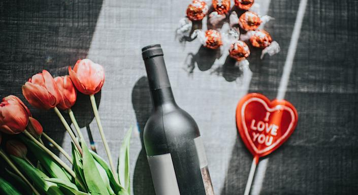 Valentine's Day is fast approaching, and whether you are showing someone else some love, or yourself, come February 14, there is a lot to choose from on Amazon to mark the occasion.  (Getty Images)