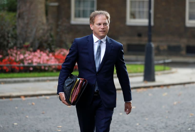 UK says report on PM Johnson trip to Italy is 'completely untrue'
