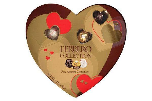 Valentines Candy Ranked Ferrero Collection