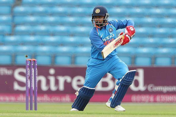 Prithvi Shaw's aggressive batting style can help India get off to a flying start