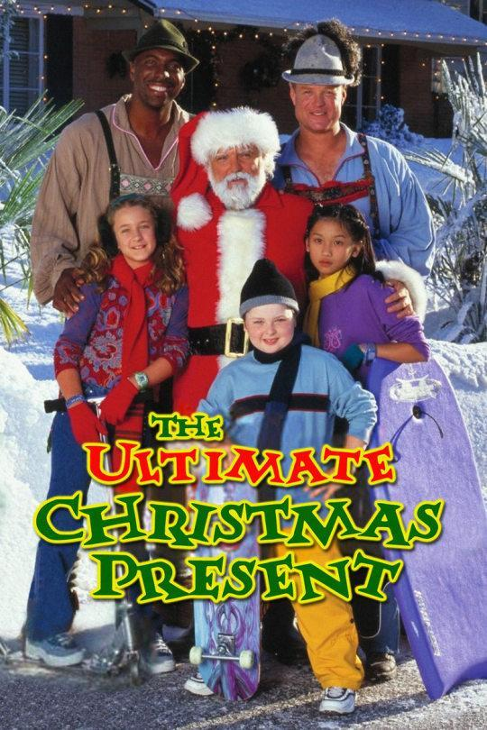 <p>Disney regulars Brenda Song (<i>New Girl</i>) and Spencer Breslin (most things) star in this avant-garde art film about a girl who plays God by stealing Santa Claus's weather machine in order to cause a snow day. Much like its title suggests, this movie is the ultimate Christmas present.<br><br><i>(Credit: Disney Channel)</i> </p>
