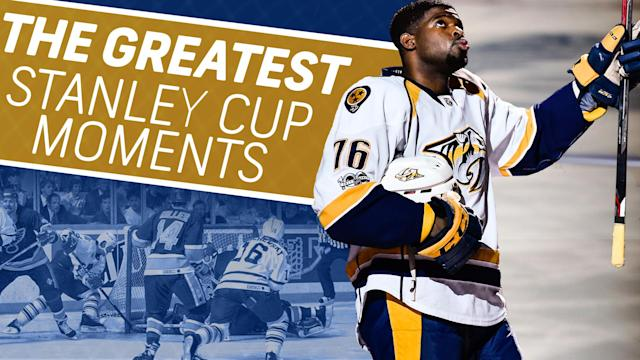 Stanley Cup Greatest Moments: NHL players' favorite fan memories