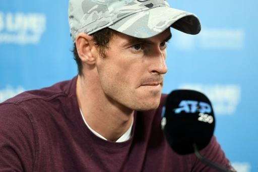 Andy Murray still suffering from hip pain as he returns to action