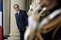French leftwing field wide open after Hollande bows out