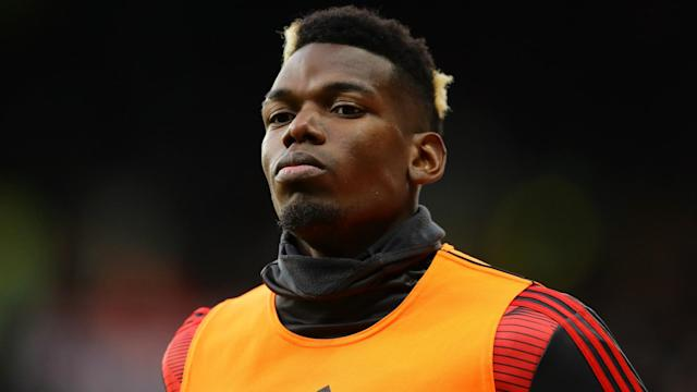 Paul Pogba's latest ankle injury is different to the one that has hindered the majority of his season and will mean three to four weeks out.