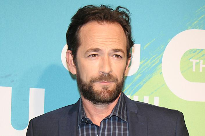"""Luke Perry, who burst onto the TV scene and countless fan-magazine covers in 1990 as one of the core cast members of the hit show """"Beverly Hills, 90210,"""" then went on to a busy career in television and film that included, most recently, the CW series """"Riverdale,"""" died on March 4, 2019 at the age of 52."""