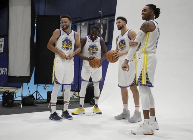 """Wait, KD said he chose the Nets because 'the basketball was appealing?' "" — Warriors, undoubtedly"