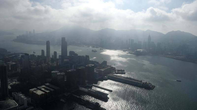 What is Hong Kong's role in a new economic world order as supply chains shift amid US-China trade war?