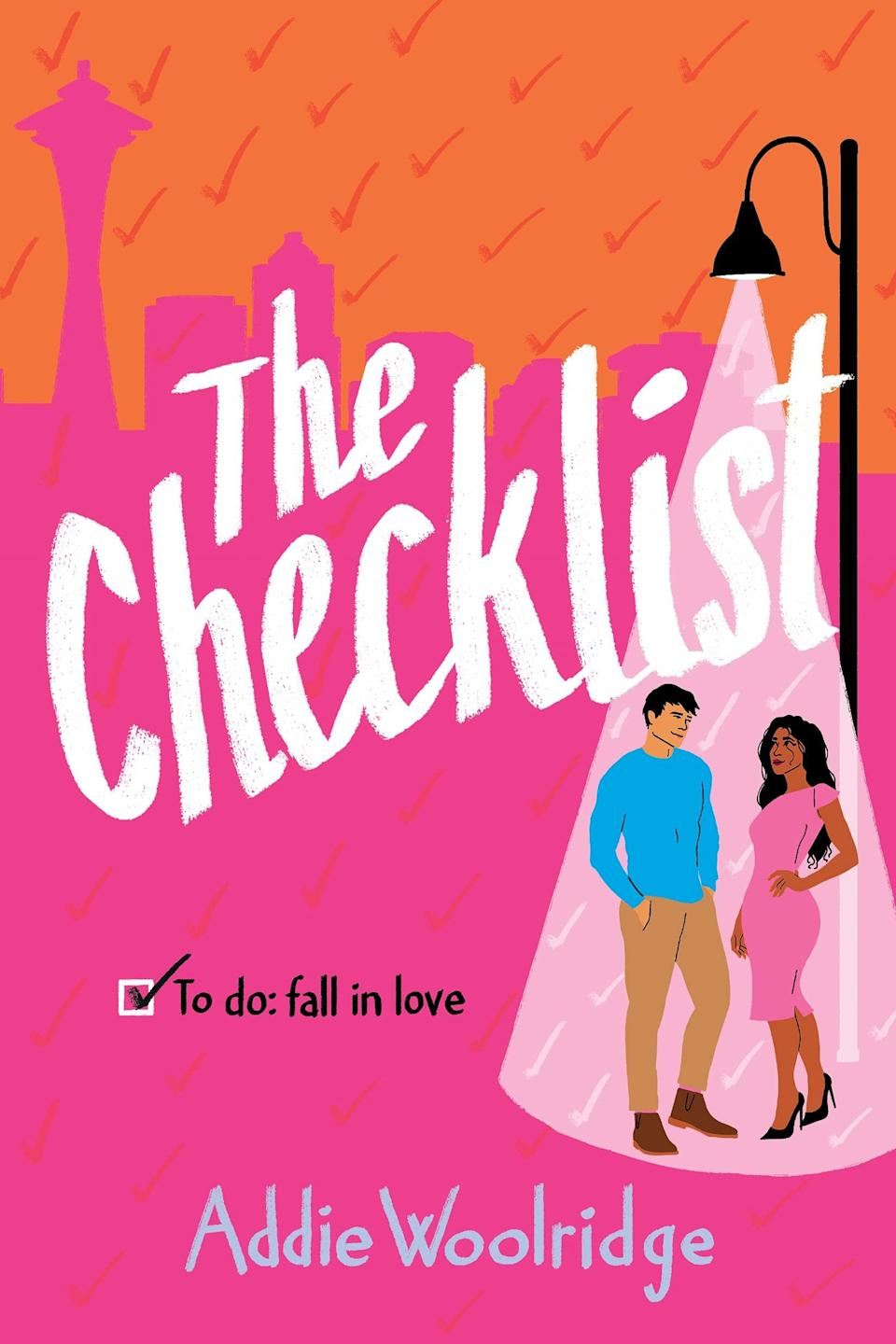 <p>After showing up her boss, Dylan Delacroix is exiled to her hometown of Seattle in Addie Woolridge's charming rom-com <span><strong>The Checklist</strong></span>. Despite her less than ideal situation, Dylan has a plan to come out on top - unfortunately, she forgot to factor in her incredibly hot and distracting new neighbor. </p> <p><em>Out June 1</em></p>
